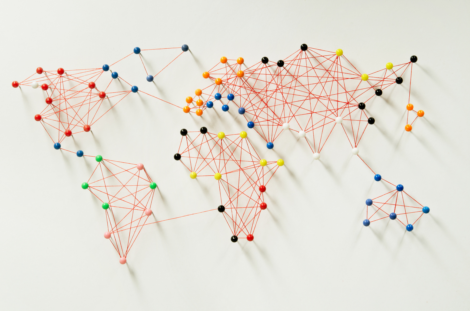 Global connections - Consulting services