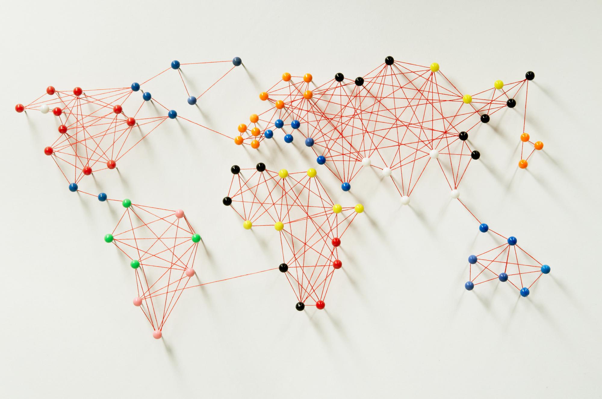 Global connections - Services de conseil aux entreprises